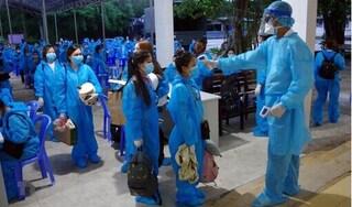 Đưa hơn 230 công dân Việt Nam từ Thái Lan về nước