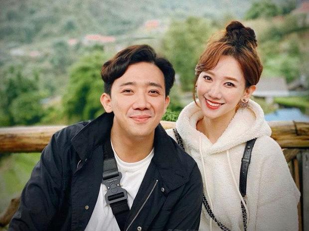 Vợ chồng Trấn Thành hội ngộ Vân Hugo - Thái Dũng, nhan sắc 2 mỹ nhân U35 chiếm trọn spotlight