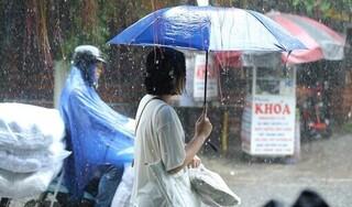 Dự báo thời tiết 3 ngày tới (1-3/10): Bắc bộ, Nam Tây Nguyên, Nam bộ mưa rất to