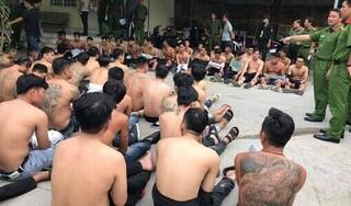Tạm giữ hình sự 44 giang hồ tranh chấp đất ở Đồng Nai