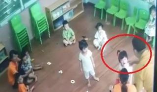 Bố cháu bé 2 tuổi bị tát, giật tóc ở trường mầm non không chấp nhận xin lỗi