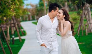 Mặc tin đồn hẹn hò, Việt Anh và Quỳnh Nga đăng ảnh tình tứ bên nhau