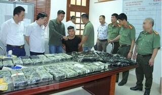 Công an Lào Cai bắt lô ma túy tổng hợp với số lượng lớn nhất từ trước đến nay