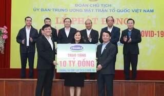 Vinamilk là thương hiệu mạnh nhất Việt Nam, thuộc top 1000 thương hiệu hàng đầu của châu Á