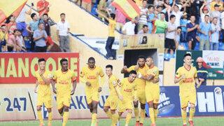 Lịch thi đấu Top 6 đội đua trụ hạng V.League: Nam Định và Hải Phòng gặp khó
