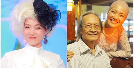 NSND Lê Khanh công khai cám ơn người bạn gái của bố ruột 84 tuổi