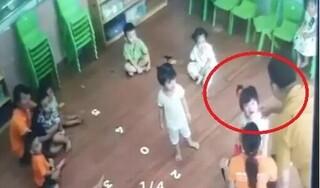 Vụ bé 2 tuổi bị phụ huynh hành hung tại lớp học: Đình chỉ 3 giáo viên