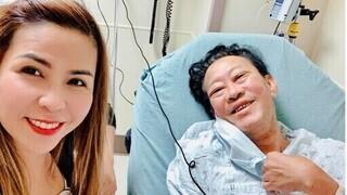 Nhạc sĩ Lê Quang phải cắt bỏ bàn chân vì bị nhiễm trùng nặng