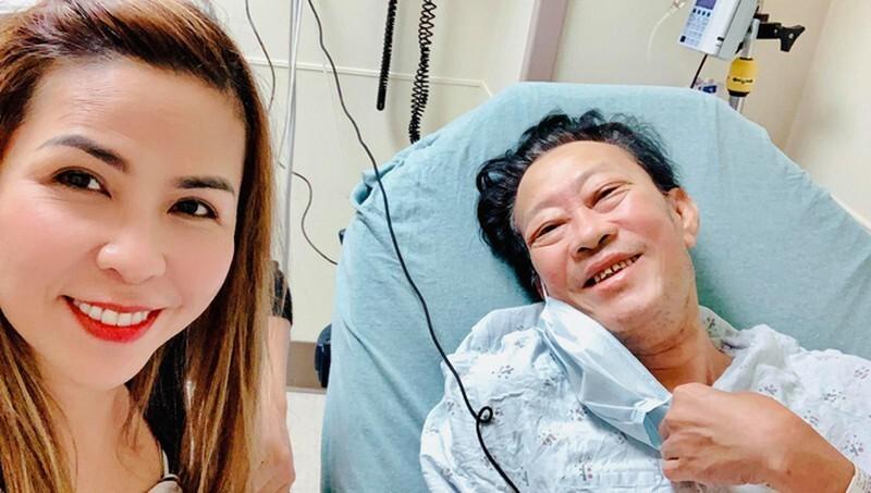 Nhạc sĩ Lê Quang cắt bỏ bàn chân phải vì bị nhiễm trùng nặng
