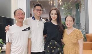 Hương Giang chính thức dẫn bạn trai về ra mắt gia đình