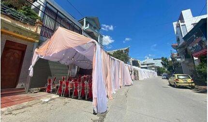 Nguyên nhân bất ngờ khiến cô gái ở Điện Biên 'bom' 150 mâm cỗ cưới