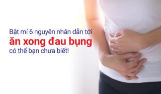Đau bụng quanh rốn - dấu hiệu của nhiều bệnh nguy hiểm