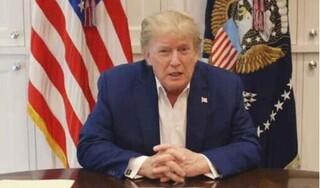 Tổng thống Trump đăng video thông báo về tình hình sức khỏe