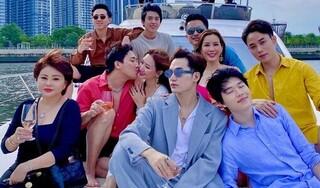 Hari Won và Trấn Thành chiếm trọn spotlight khi tụ tập cùng hội bạn