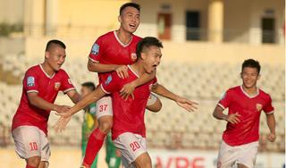 SLNA và HL Hà Tĩnh sau lượt đi V.League: Kịch bản đảo chiều