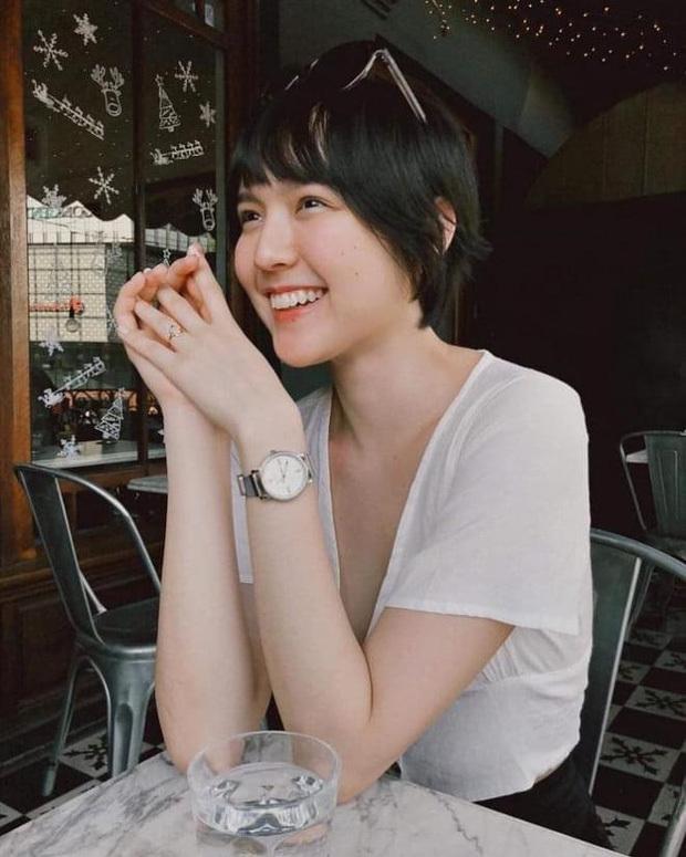 Nhan sắc 'cực phẩm' của Hải Tú - nữ diễn viên độc quyền thuộc công ty Sơn Tùng M-TP