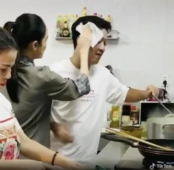 Trường Giang Nhã Phương Cặp đôi ngọt ngào nhất Vbiz