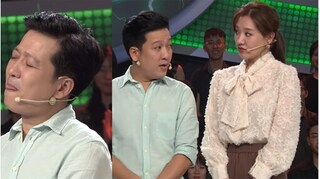 Trường Giang thẳng thắn 'chỉ bảo' Hari Won ngay trên sóng truyền hình