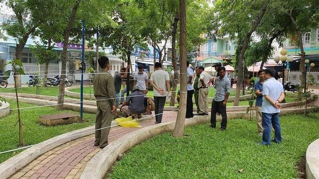 Ninh Thuận: Bé gái tử vong khi chơi trong công viên