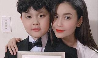 Trương Quỳnh Anh chia sẻ bí quyết 'vượt khó' khi làm mẹ đơn thân