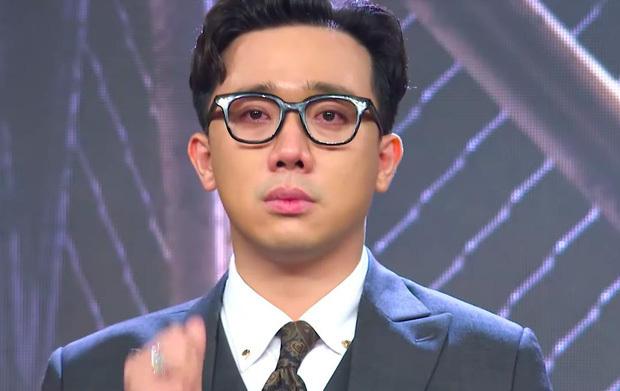 Trấn Thành có động thái đáp trả khi bị chỉ trích 'khóc lố' tại Rap Việt