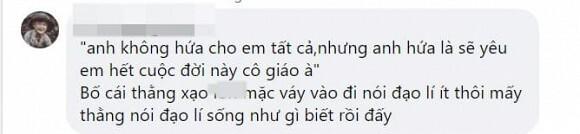 Tiếp tục lên mạng nói đạo lý, Trọng Hưng bị cho rằng đang 'cà khịa' vợ cũ
