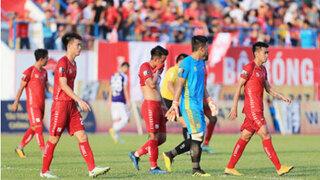 Những thống kê đáng thất vọng của CLB Hải Phòng ở lượt đi V.League