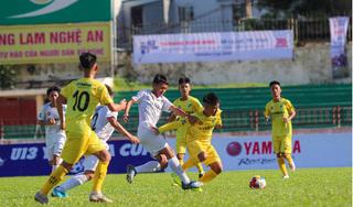 U13 HAGL gây thất vọng ở trận mở màn giải quốc gia