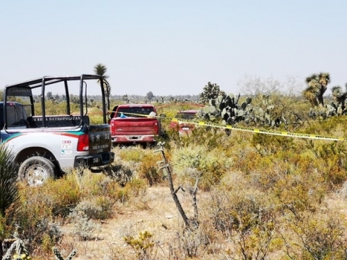 Hàng chục thi thể được tìm thấy trong xe tải bỏ hoang ở Mexico