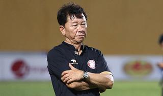 HLV Chung Hae Seong phàn nàn về lịch thi đấu V.League