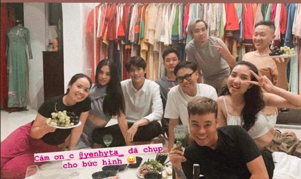 Lộ bằng chứng Hoa hậu Tiểu Vy hẹn hò nam thần trong MV mới của Mỹ Tâm?