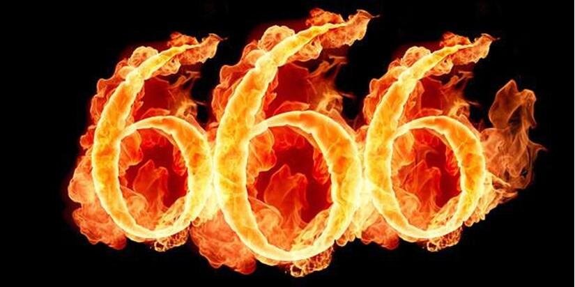 Ý nghĩa số 666 là gì? Ý nghĩa của con số 666 trong phong thủy