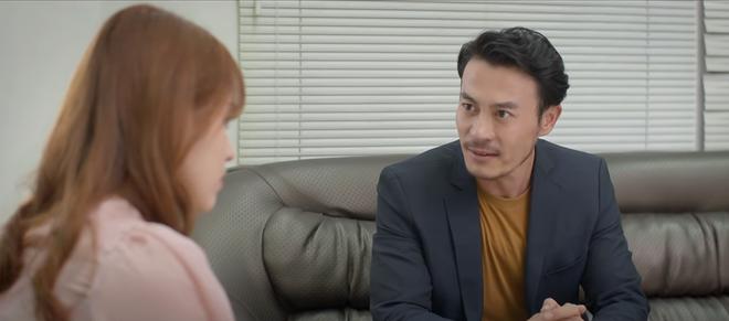 'Trói buộc yêu thương' tập 9: Khánh muốn bù đắp cho người yêu cũ, Hà tuyên bố sắp kết hôn