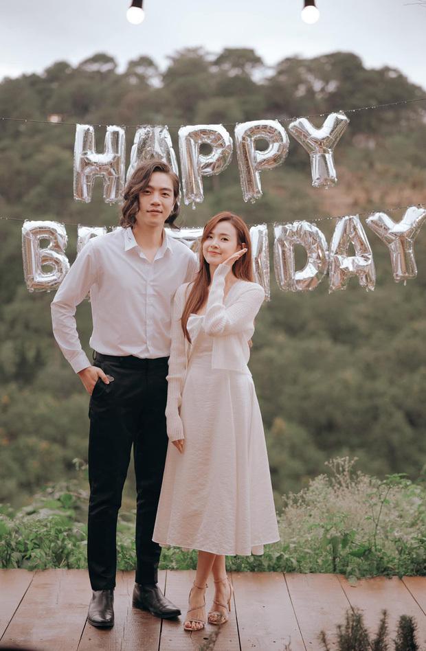 Midu tổ chức sinh nhật đón tuổi 31 giữa đồi thông Đà Lạt