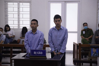 Tử hình 2 kẻ sát hại dã man nam sinh chạy Grab ở Hà Nội