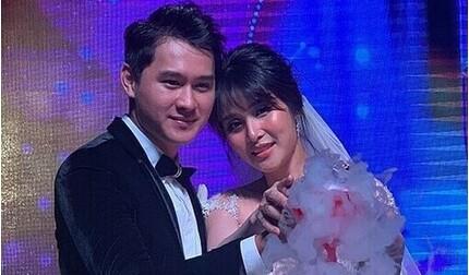 Vợ cũ Phan Thanh Bình lên xe hoa với chồng kém 9 tuổi