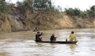 Lật đò ở Quảng Trị, hai thanh niên bị nước cuốn mất tích