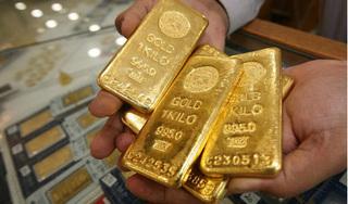 Giá vàng hôm nay 8/10: Giảm quanh ngưỡng 1.800 USD/ounce