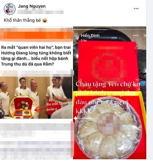 Mẹ Hương Giang lên tiếng giải oan giúp Matt Liu về món quà ra mắt