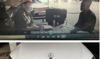 Tài xế Mercedes dương tính với ma túy do uống rượu ngâm cần sa