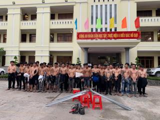 44 giang hồ hỗn chiến tranh chấp đất ở Đồng Nai bị khởi tố