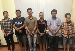 Băng nhóm chuyên thuê ô tô tự lái rồi mang sang Campuchia bán