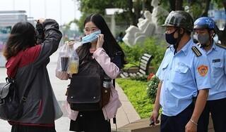 TP.HCM tiếp tục yêu cầu người dân đeo khẩu trang