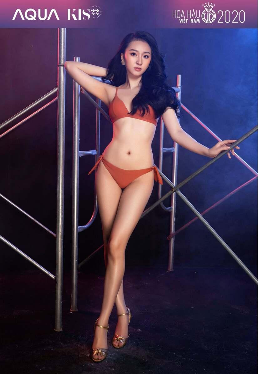 bộ ảnh Bikini của top 60 người đẹp Hoa Hậu Việt Nam 2020