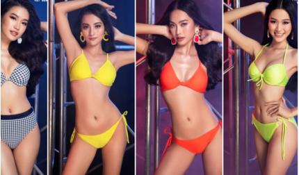 Top 60 Hoa Hậu Việt Nam 2020 diện bikini cực nóng bỏng