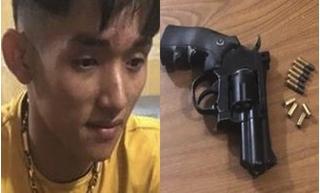 Bắt thanh niên lên Facebook mua súng về bắn chơi