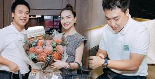 Hòa Minzy tậu đồng hồ tiền tỷ thuộc hàng hiếm trên thế giới tặng bạn trai