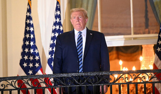 Từ 10/10, Tổng thống Donald Trump có thể tham dự các sự kiện công cộng