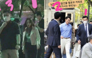 Son Ye Jin và Hyun Bin tiếp tục lộ bằng chứng hẹn hò 'rõ như ban ngày'