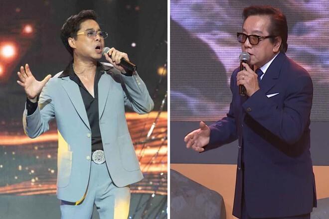 Nam Thư xin phép Elvis Phương được gọi nam danh ca bằng 'anh'